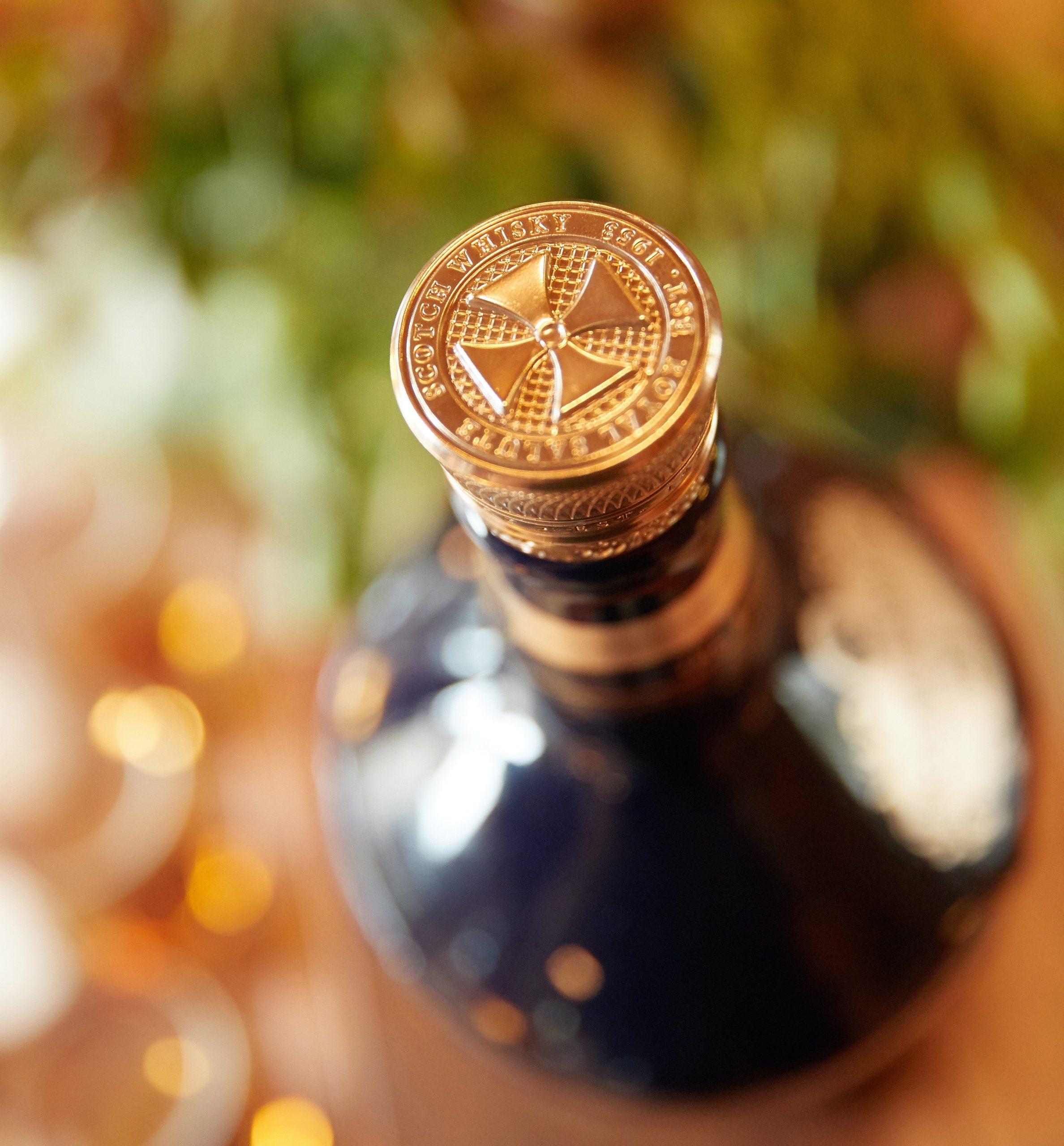 Royal Salute Blended Scotch Whisky Story